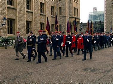 Rmpa London Tower Parade And Sevice 2010